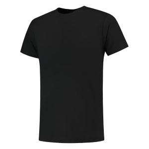 Tricorp T190 T-shirt met korte mouwen, zwart, maat L, per stuk