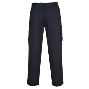 PORTWEST C701 COMBAT TROUSERS NAVY 34
