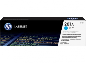 HP CF401A laser cartridge nr.201A blue [1.400 pages]