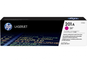 HP CF403A laser cartridge nr.201A red [1.400 pages]