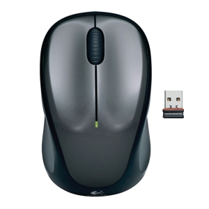 Logitech M235 wireless mouse black