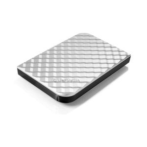 Verbatim draagbare Store  n  Go externe harde schijf 2,5  USB 3.0 2TB - zilver