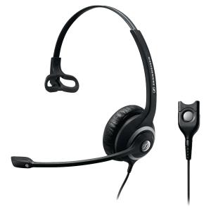 Sennheiser SC230 telefoon headset met snoer-monauraal