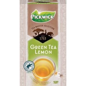 Pickwick thee groen citroen - pak van 25