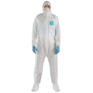 Alphatec 2000 disposable coverall model 111 - Size L