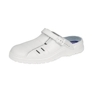 Abeba 1041 veiligheidsklomp wit - maat 37 - per paar