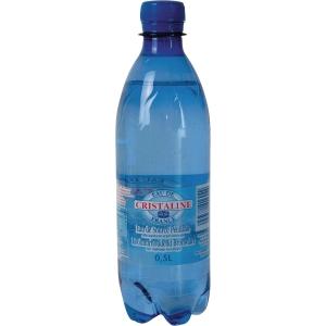 Cristaline water bruisend pet 0,5L - pak van 24