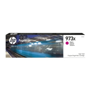 HP F6T82AE ink cartridge PageWide nr.973X red [7.500 pages]