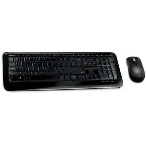 Microsoft Desktop 850 draadloos toetsenbord zwart - QWERTY Nederland