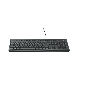 Logitech K120 wired keyboard black - QWERTY The Netherlands
