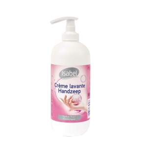 Isabel handzeep bloemen - 500 ml