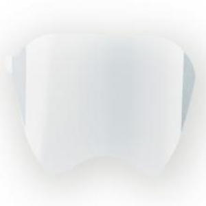 Moldex 9993 faceshield protector rip off pack - pack of 90