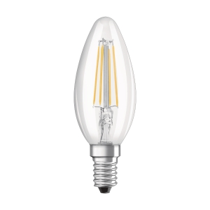 Parathom Retro Classic B LED lamp 4W/827 E14
