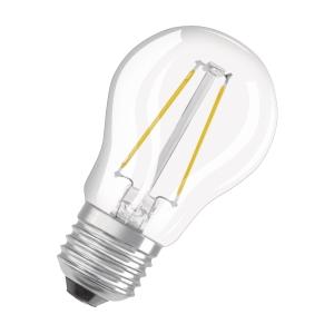 Parathom Retro Classic P LED lamp 2W/827 E27