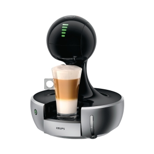 Dolce Gusto Drops koffiemachine zilver