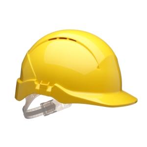 Centurion Concept geventileerde veiligheidshelm - geel