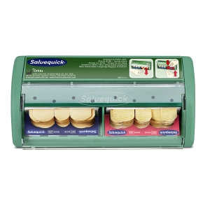 Salvequick pleister dispenser