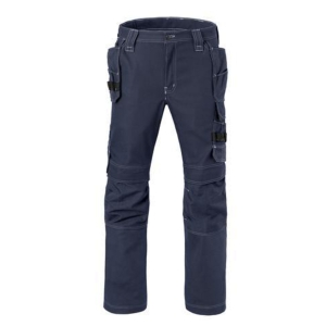 Havep 80230 Attitude worktrousers cotton/polyester 310gr charcoal - Size 50