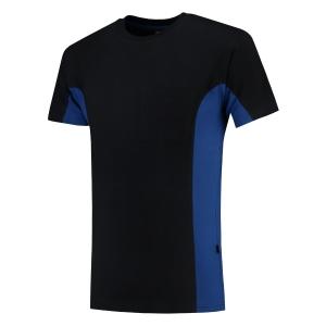 Tricorp TT2000 Bi-color T-shirt navy/koningsblauw - maat 3XL