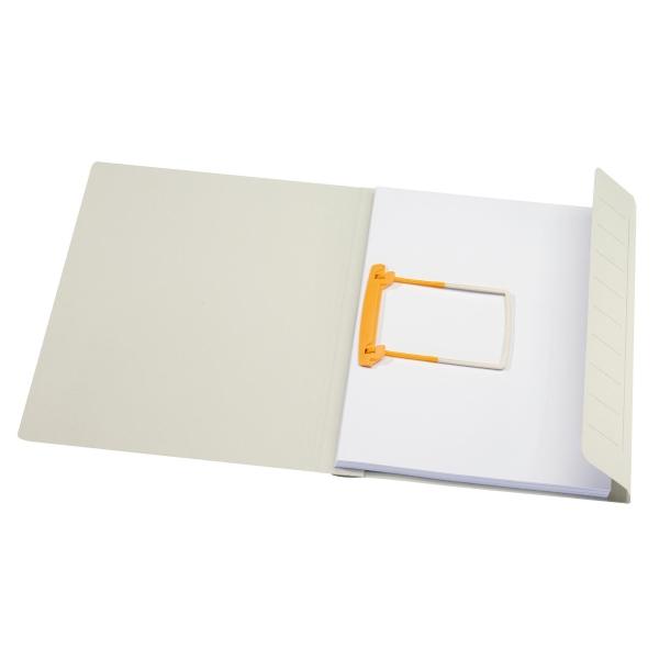 Jalema Secolor clip map A4 cardboard 270g grey