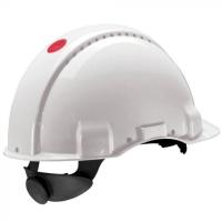 3M G3000 Nuv-Vi casque de sécurité blanc