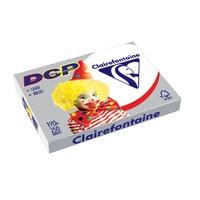 Clairefontaine DCP papier blanc imprimante laser couleur A3 190g - ram.250 flls