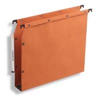 Elba dossiers suspendus AZV pour armoires 50mm 330/275 orange - boîte de 25