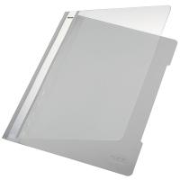 Leitz 4191 chemise de présentation A4 PVC grise