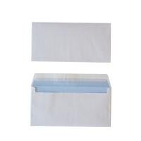Enveloppes standard 114x229mm bande siliconée 80g - boite de 500
