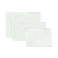 Pochettes Packing List autocollantes 175x115mm non-imprimé - boite de 1000