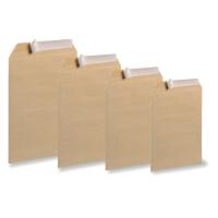 Gascofil pochettes indéchirables 229x324mm 130g brunes - boite de 50