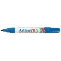 Artline 70N marqueur permanent pointe ogive 1,5 mm bleu