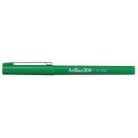 Artline fineliner 200 0,4mm vert