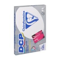 Clairefontaine DCP papier blanc imprimante laser couleur A4 120g - ram.250 flls