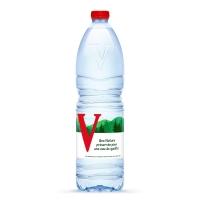 Vittel eau non pétillante bouteille 1,5 l - paquet de 6