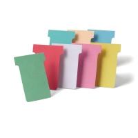 Valrex fiches T indice 1,5 blanc - paquet de 100
