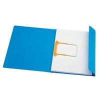 Jalema Secolor farde à clip A4 carton 270g bleu