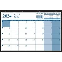 Aurora Monthly Planning mensuel 21x29,7cm