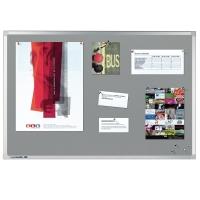 Legamaster 140143 tableau d affichage en liège professionnel 60x90cm