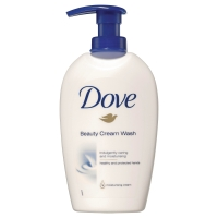 Dove savon pour les mains avec système de pompe