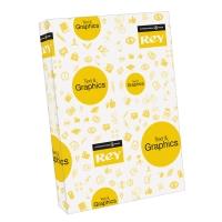 Rey Text & Graphics papier blanc A3 100g - ramette de 500 feuilles