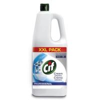 Cif Professional produit de nettoyage cream à récurer classic 2 l