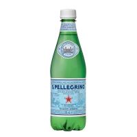 San Pellegrino eau pétillante 50 cl - paquet de 24