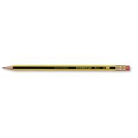 Staedtler Noris 122 crayons avec gomme hb - boîte de 12