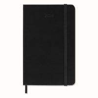 Moleskine Pocket agenda 1 jour/page noir
