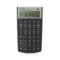 HP 10BII+ calculatrice financière - 12 chiffres