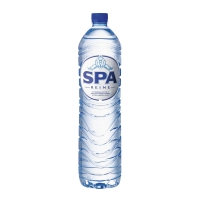 Spa eau non pétillante bouteille 1,5 l - paquet de 6