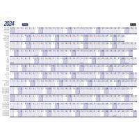 Lyreco calendrier planning annuel 82x59cm