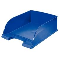 Leitz Plus Jumbo 5233 bac à courrier bleu