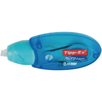Tipp-Ex Micro Tape Twist roller de correction 5mmx8 m assorti
